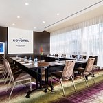 Natural daylight meeting rooms overlooking Fort Canning and Marina Bay