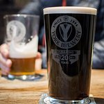 Enjoy a pint of ale in our Taproom.