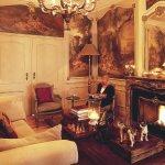 Original 18th Century Rococo sitting room