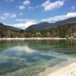 Lake Jasna view