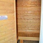 Gorham Sauna Room