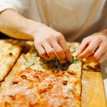 La nostra pizza Romana