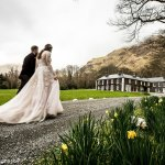 Mid March Wedding at Delphi Lodge