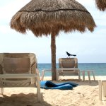 Relaxing beach time @ Nachi Cocom, Cozumel, Mexico