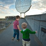 Family Fun at Sudbury's iconic Big Nickel
