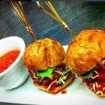 Meatball Sliders on the new menu