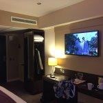 Foto de Premier Inn Aberdeen City Centre Hotel