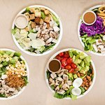 Some of our favorite signature salads.
