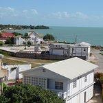 located near the Corozal Bay
