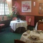 l'ancienne salle de restaurant