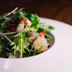 Crab Salad by Yoshiaki