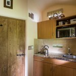 The Smithy kitchenette