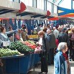 Zhenski Pazar Women's Market Foto