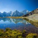 Hiking Sentinel Pass