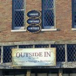 Welcome to Outside In By Cappenollie.  Vintage Mall with 3 floors (45 vendors) of shopping.