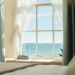 Poldhu Sea View Room, view