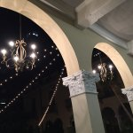 Archways that welcome you into the oasis