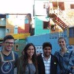 Teens Programs - Visitando Caminito en la Boca