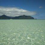 Sand bar boat trip