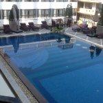 Lovely pool .