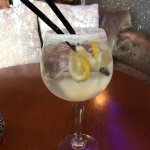 Gin cocktail - divine!