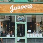 Jasper's from the street