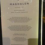 Great last night @ Magdalen