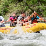 Raft the Nantahala River with NOC's highly experienced guides.
