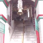 Main temple entry