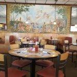 Mural at Va Steakhouse