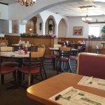 Tables Inside Va Steakhouse
