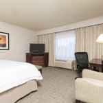 Our rooms feature plush bedding, flat screen tv, fridge, microwave and free WiFi.