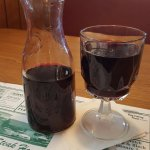 Half Carafe of House Red Wine