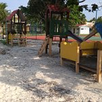 New kids play area