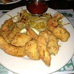 Al Gen Dinner Club - Oneida County Seat - Jumbo Shrimp - $1000 Beer