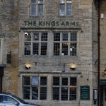Front of the Kings Arms