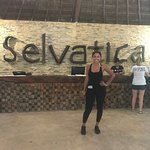 Amazing tour! The Selvatica location, decor and entire set up was beautiful.
