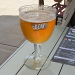 D-Day Beer at Les 3 Planeurs