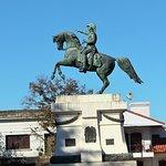 Statua equestre al Libertador