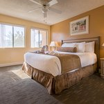 Two Bedroom Unit at the Indian Palms Vacation Club