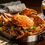 Signature Dish - Jumbo chili mud crab - 800 gram mud crab wok-fried, chili, garlic, pepper