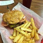 Great cheeseburger