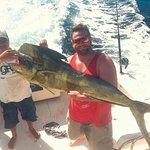 Dorado  or Mahi Mahi fishing Aboard the My Marlin with PV Sportfishing
