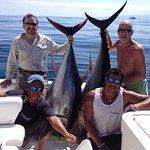 Yellowfin Tuna fishing with PV Sportfishing Charters