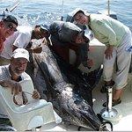 Blue Marlin Aboard the Super Panga