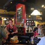 Foto di Aromas Specialty Coffees & Cafe