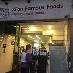 Xian famous foods itch scratched and crossed off my bucket list. I'm very satisfied with my expe
