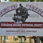 Bundaberg Railway Museum Picture