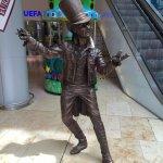 Circus Statues at Eurovea!