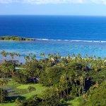 Foto de Koro Sun Resort and Rainforest Spa